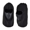 Black Windproof Motorcycle Balaclava Face Mask