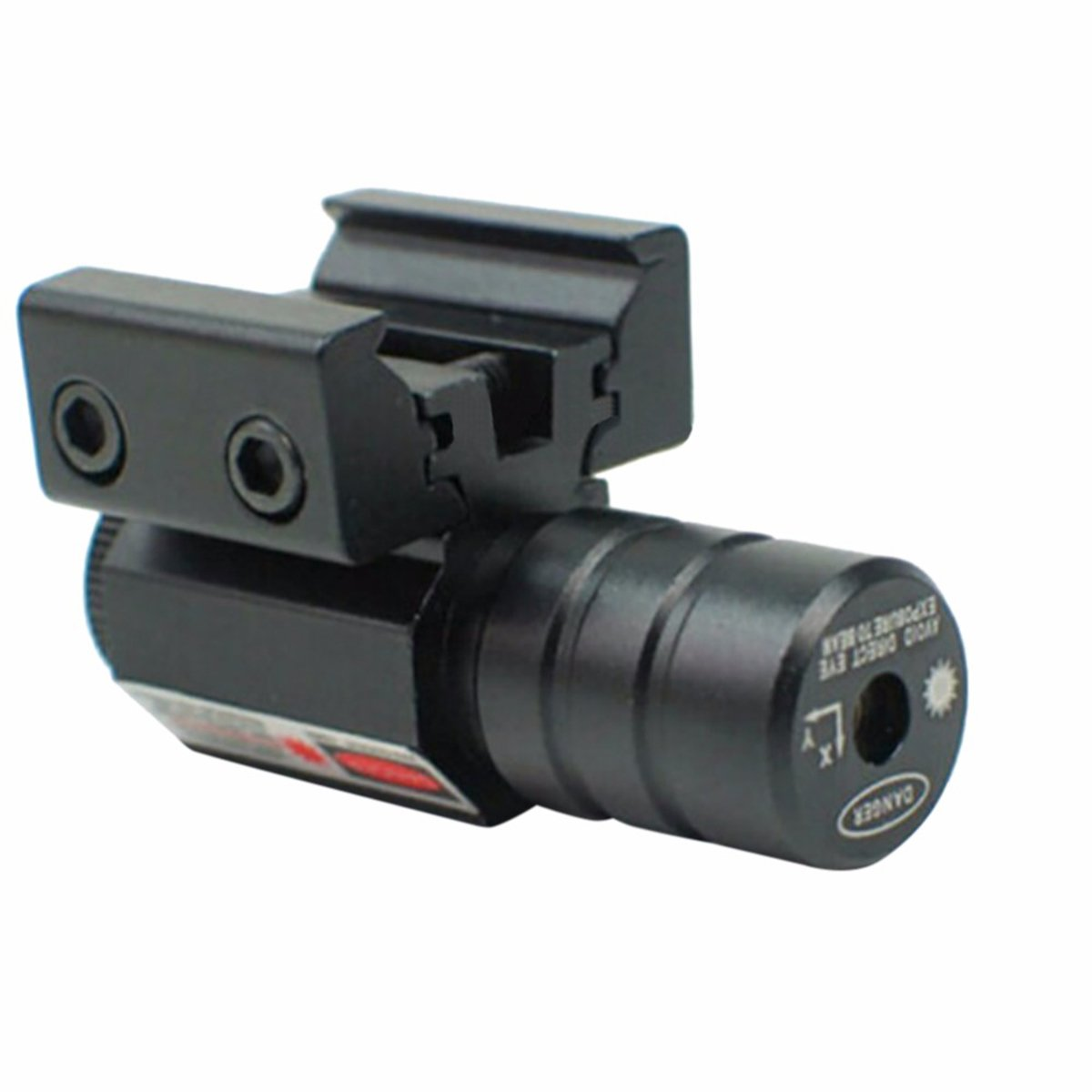 50-100M Range Adjustable Red Dot Laser
