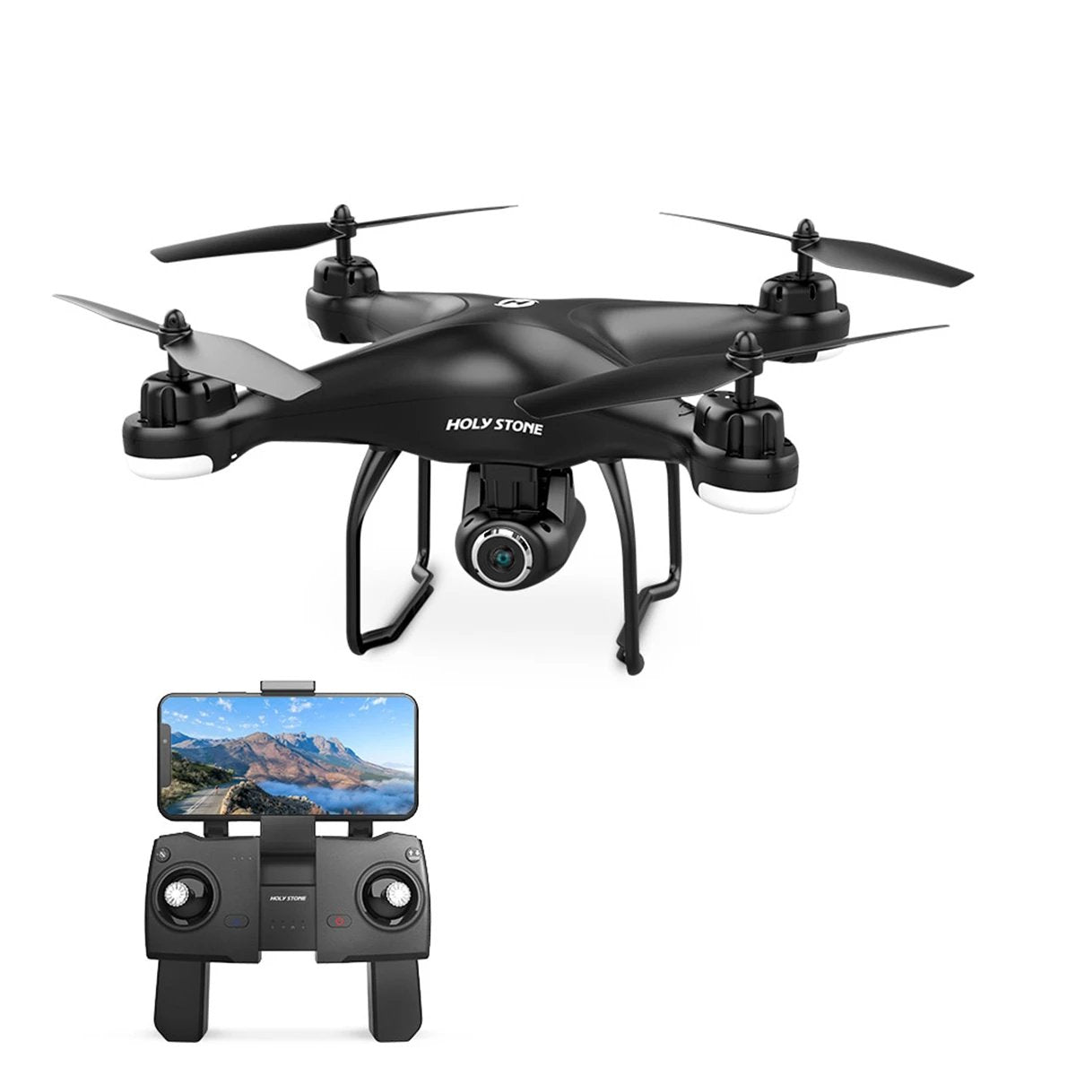 RC Foldable Drone with 1080p HD Camera