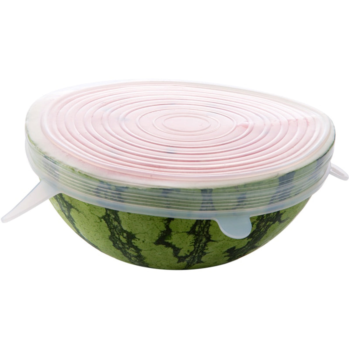Durable & Reusable Silicon Food Cover Container
