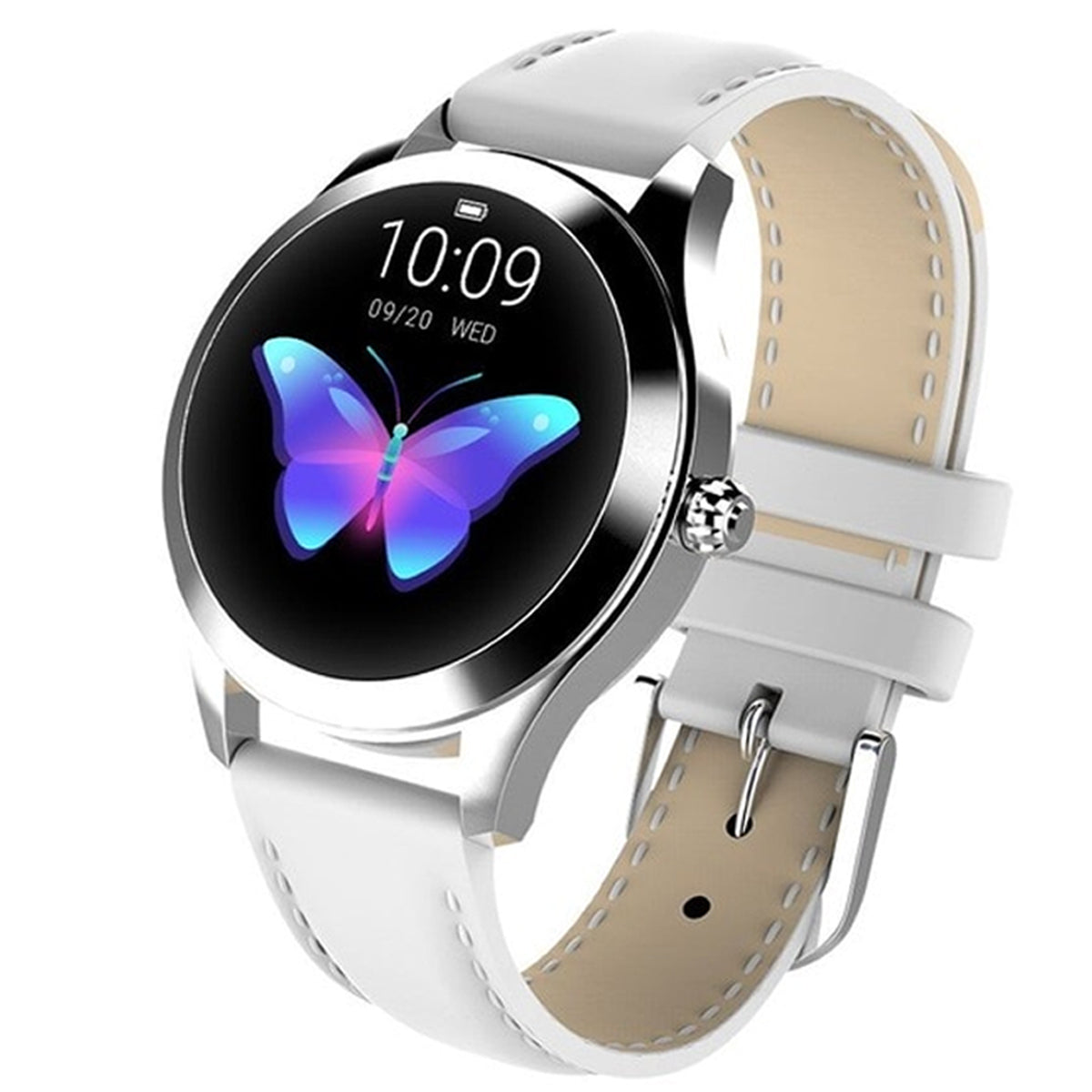IP68 Easy Navigation Waterproof Smart Watch Compatible with Android & iOS