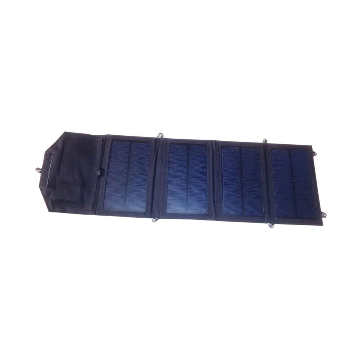 Portable USB Solar Panel Charger for the Outdoors