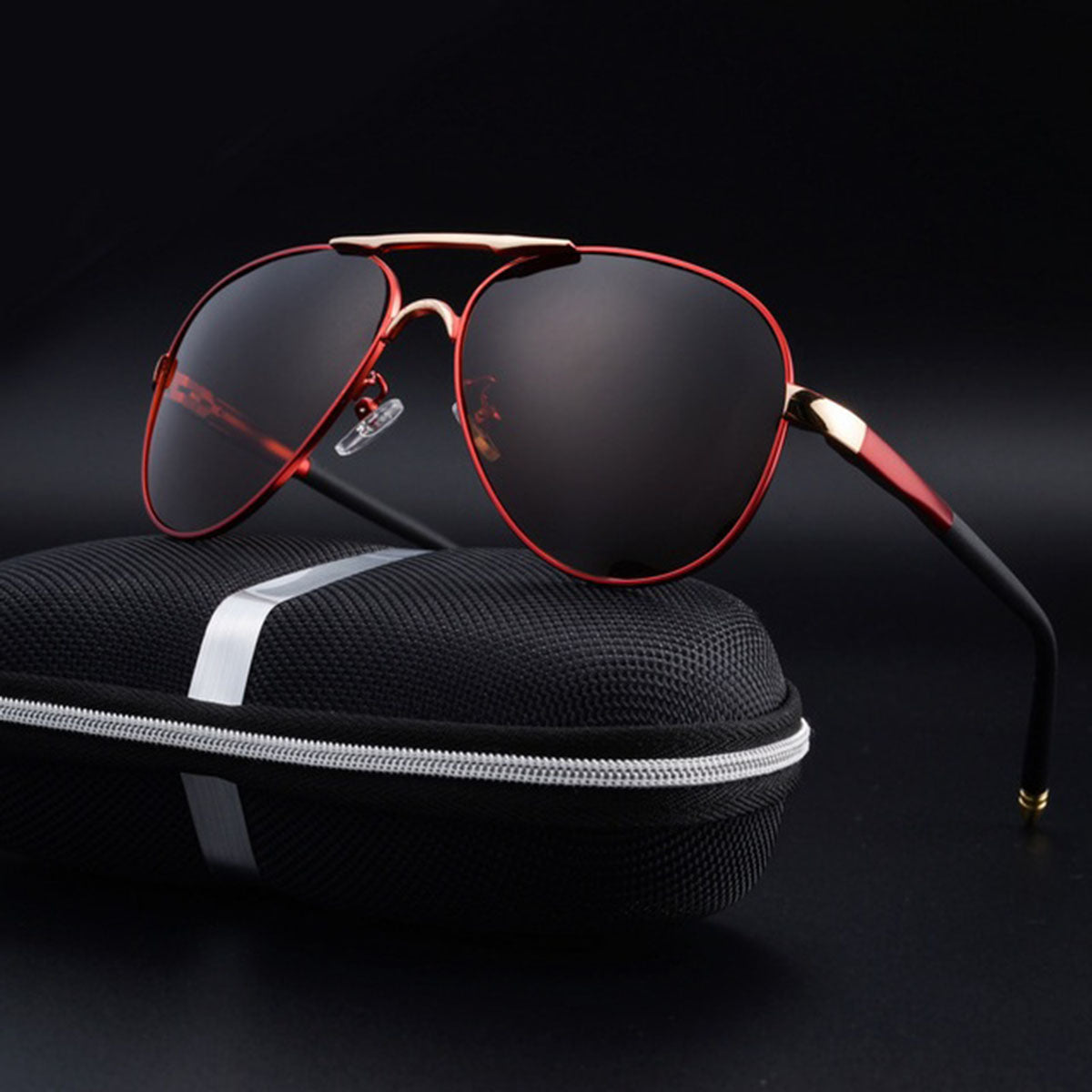 Vintage HD Polarized Sunglasses with UV Protection