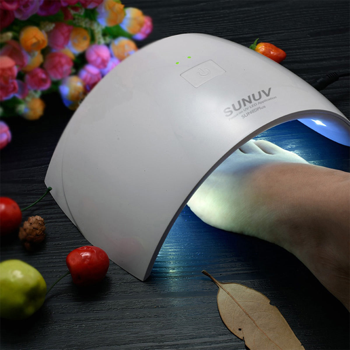 LED Nail Lamp for Perfect Thumb Drying Solution