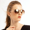 Luxury Vintage Sunglasses for Women with Ultralight Driving Pilot