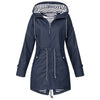 Adisputent Women Jacket - Waterproof Lightweight Raincoat
