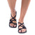 Rome Style Cross Tied Flat Sandals