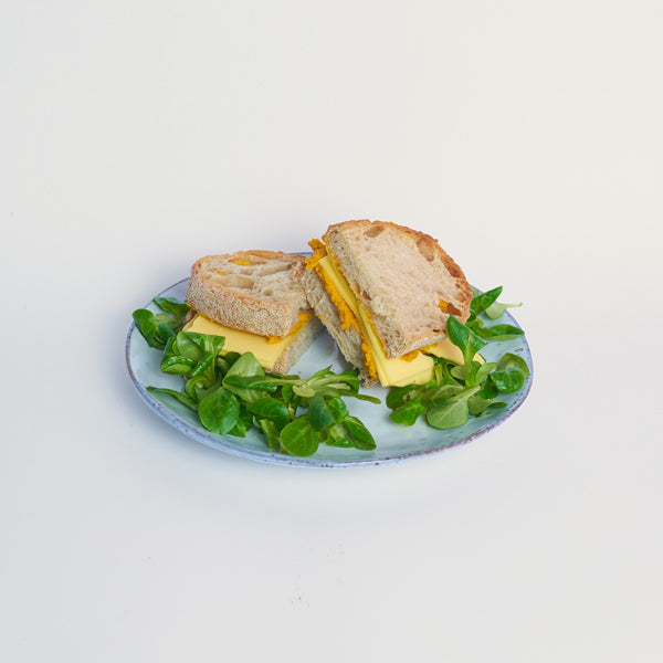 Vegan simple sandwich