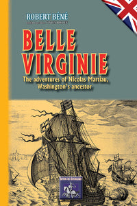 AVL090 - Belle-Virginie (the adventures of Nicolas Martiau, Washington's ancestor)