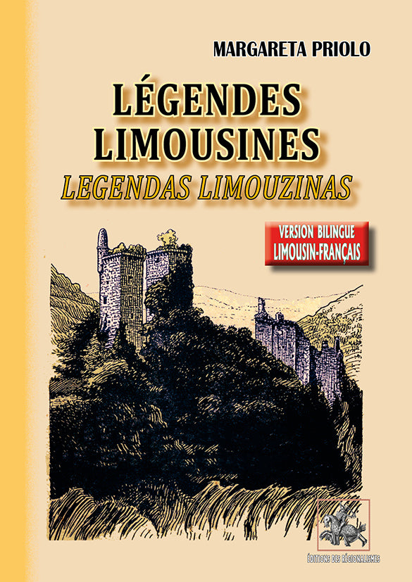 AVL255 - Légendes limousines / Legendas lemouzinas