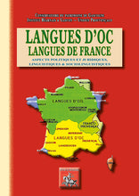 Charger l'image dans la galerie, OGO034 - Langues d'Oc langues de France (aspects politiques et juridiques, linguistiques et sociolinguistiques)