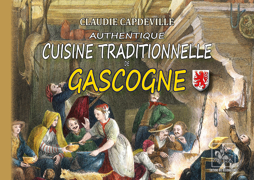 RA023 - Authentique cuisine traditionnelle de Gascogne