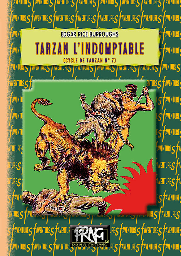 SF031 - Tarzan l'indomptable (cycle de Tarzan, 7)