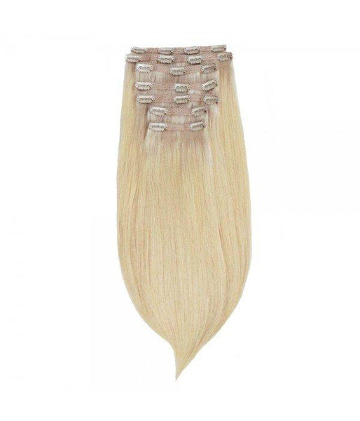 Audrey 7-Piece Clip-in Virgin Remy Human Hair Extensions