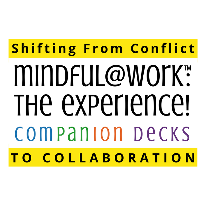 m@w Companion Deck: Shifting from Conflict to Collaboration! PREORDER
