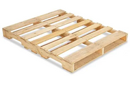 #1 48X40 4-Way Recycle - RoundLakePallets