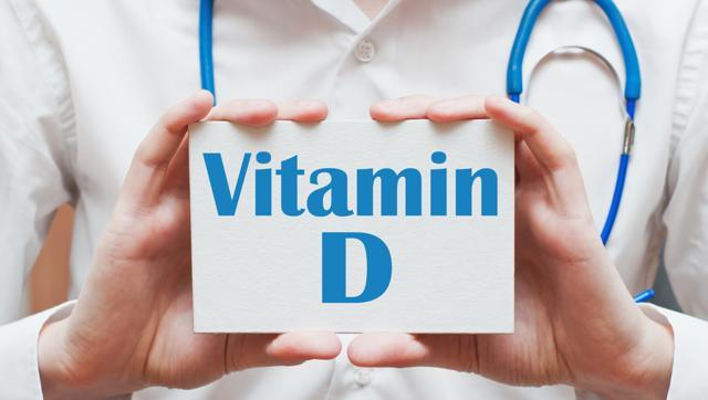 Vitamin D levels through winter
