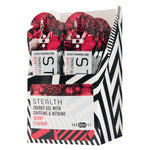 Stealth Energy Gel with Caffeine & Betaine 60ml x 14 - SHORT DATED