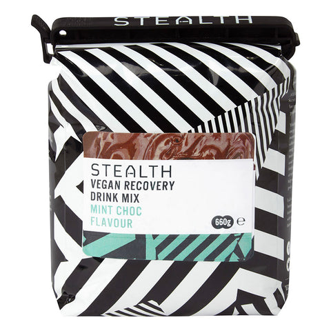 Stealth Vegan Recovery Protein Drink Mix 660g