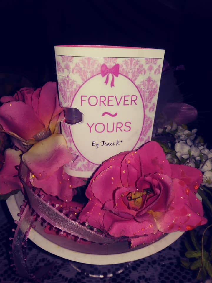 Free Sample of Forever ~Yours Fragrance