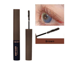 Load image into Gallery viewer, Traci K BEAUTY GLAZED 3D Mascara Lengthening Black Lash Eyelash Extension Eye Lashes Brush Beauty Makeup Long-wearing Colorful  Mascara