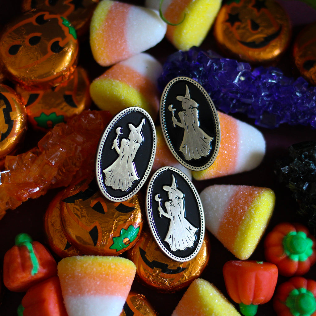 Season of the Witch Pin