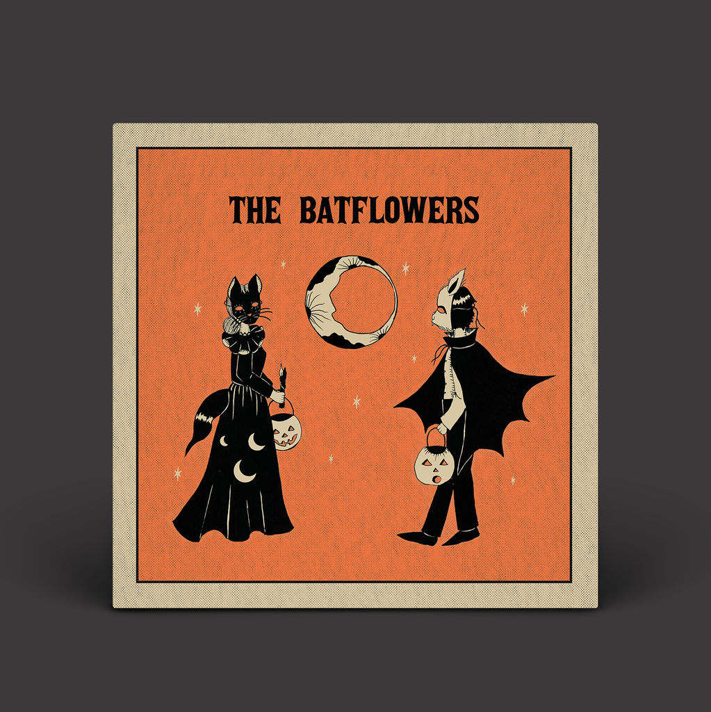 the batflowers halloween music