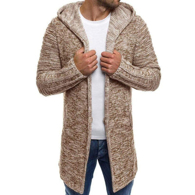 Birchwood Hooded Trench Cardigan