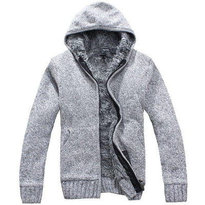 Everest Hooded Cardigan