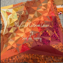 Load image into Gallery viewer, 'PolyCovid Cushion Class' Online with Susan de Vanny