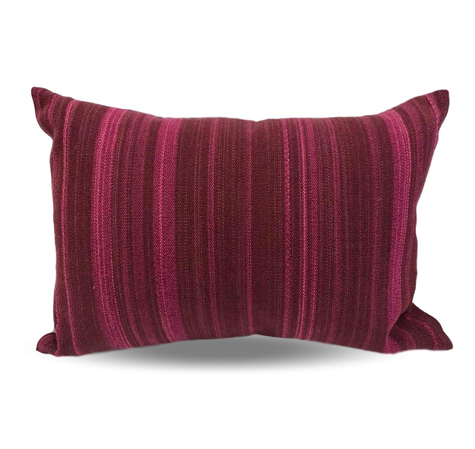 Cajamarcea Stripe pillow
