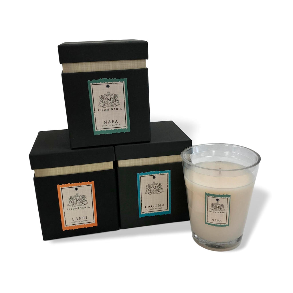 Scented Candle Box