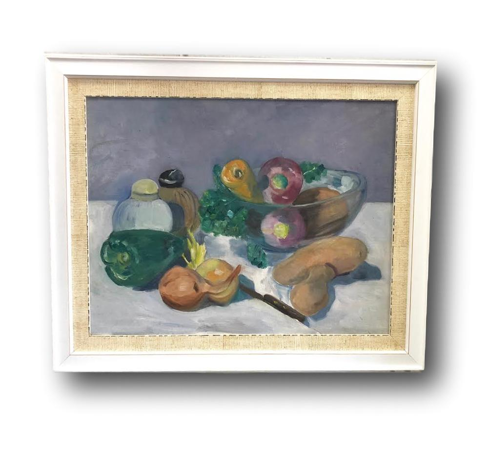 Still Life - Framed Original Painting
