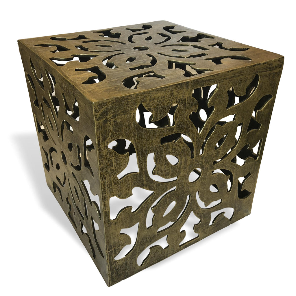 Metal block cubes