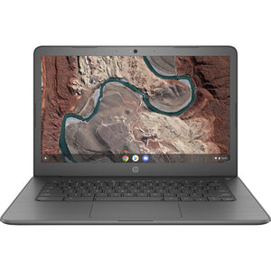 "HP 14"" Chromebook with Multi Touch 4GB RAM 32GB eMMC , 8GB 64GB SSD"