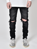 Painters Denim - Black