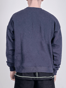 Crew Sweater - Navy