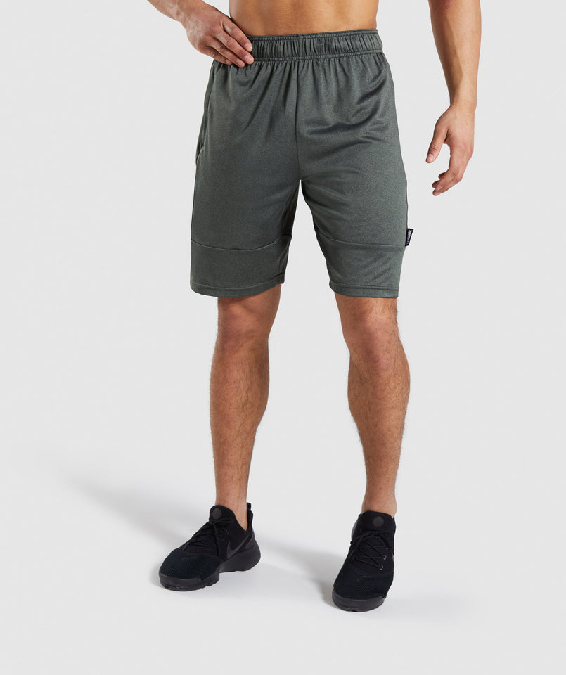 Gymshark Element Shorts - Green