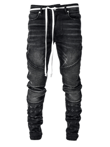 Biker Denim - Black
