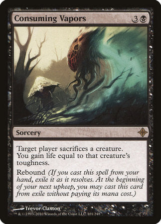 Consuming Vapors [Rise of the Eldrazi] | MTG Oasis Chile
