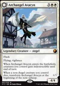 Archangel Avacyn [From the Vault: Transform] | MTG Oasis Chile