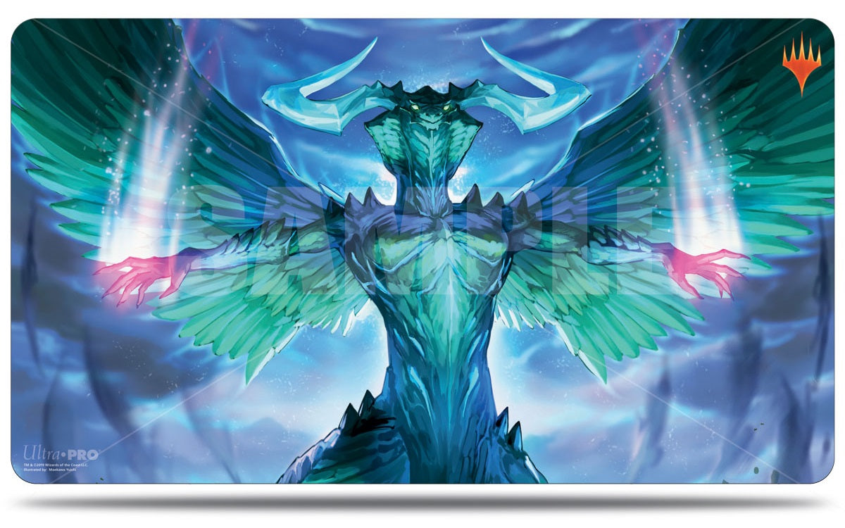 UGIN, THE INEFFABLE (JP ALTERNATE ART) [WAR OF THE SPARK - PLAYMAT] | MTG Oasis Chile