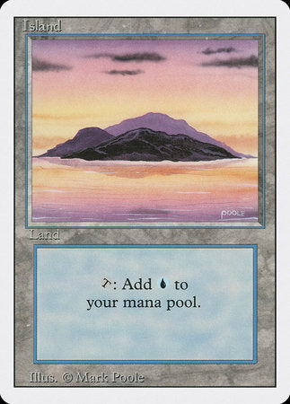 Island (A) [Revised Edition] | MTG Oasis Chile