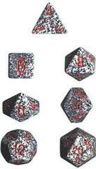 Chessex: Speckled Polyhedral Dice Set | MTG Oasis Chile