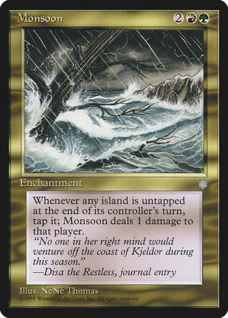 Monsoon [Ice Age] | MTG Oasis Chile