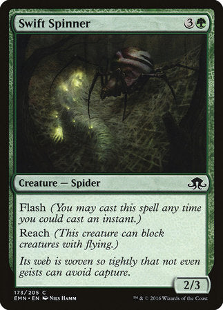 Swift Spinner [Eldritch Moon] | MTG Oasis Chile
