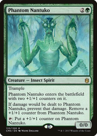 Phantom Nantuko [Commander Anthology] | MTG Oasis Chile