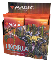 "Collector Booster ""Ikoria: Lair of Behemoths"" 