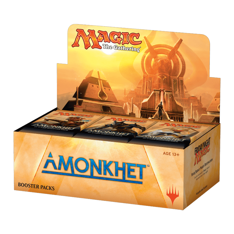 Amonkhet Booster Box | MTG Oasis Chile