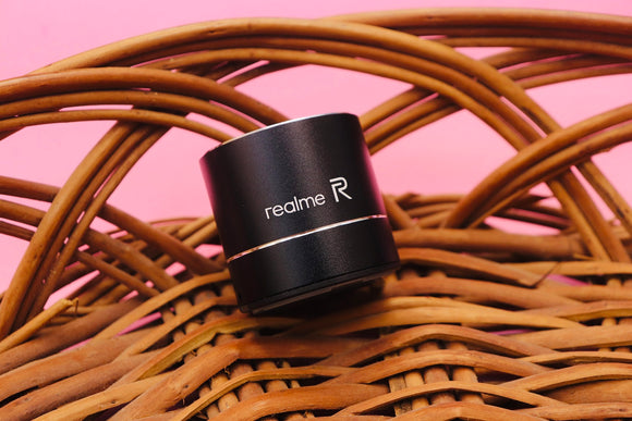 realme  Compact 2 W Bluetooth Speaker (black, Mono Channel)